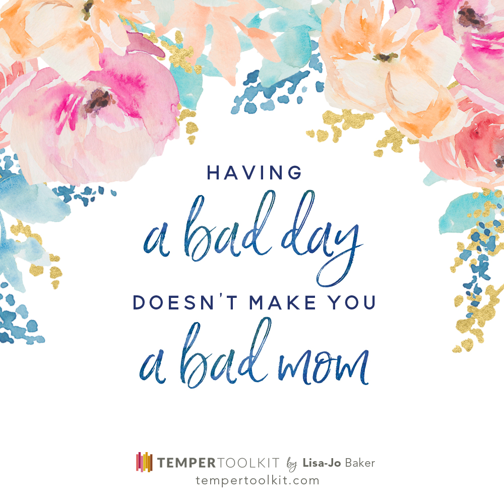 """My friend,Lisa-Jo Baker, has put together an amazing resource for moms (and dads) like you and me called """"The Temper Toolkit."""" It's an awesome video series with printables and tools that are sure to encourage your heart and give you courage to continue the great mission we've been given as parents to shape our kids hearts and leave a lasting legacy of faith in their lives. Click here to check it out today!"""