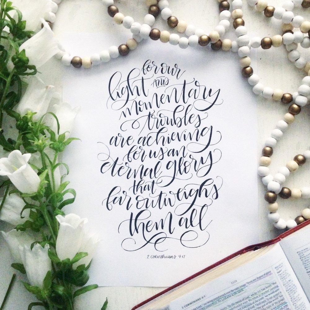 2 Corinthians 4:17