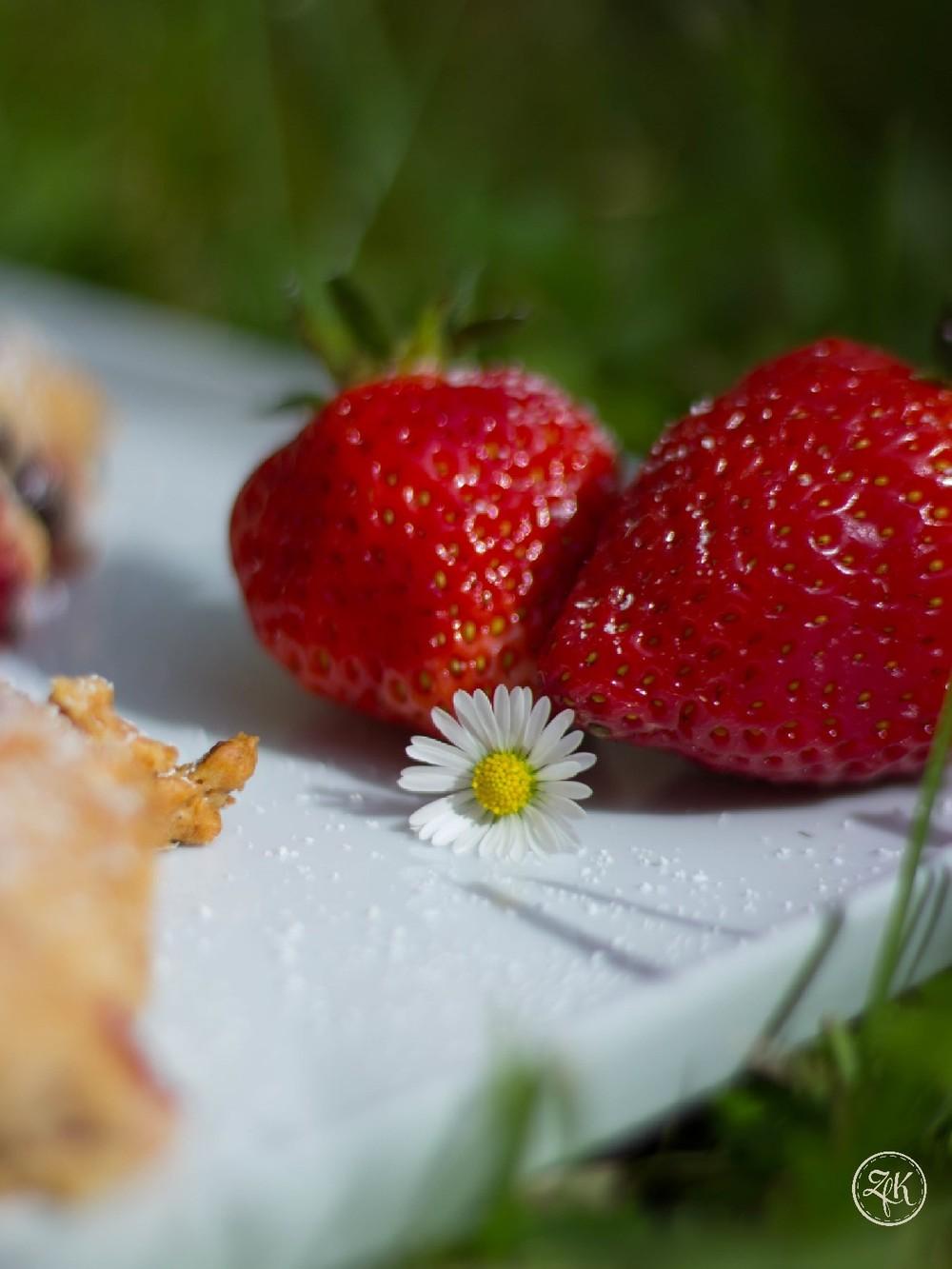 Erdbeersaison - yummy!