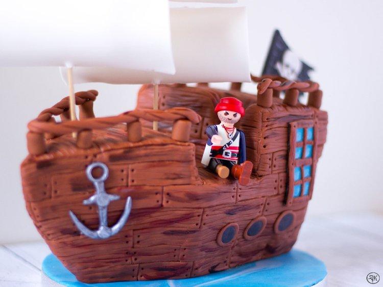 Piratenschiff Zeitfurkuchen