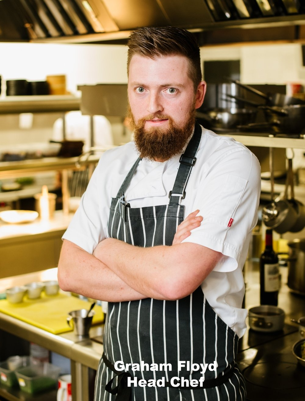 Head Chef: Graham Floyd