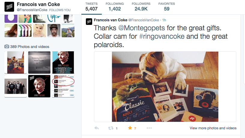 Earned digital PR for Montego Pet Nutrition