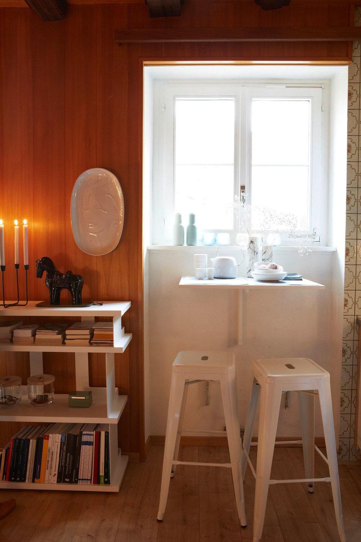 Umgestaltung Privatwohnung, Essbereich, Pfister Swiss Design