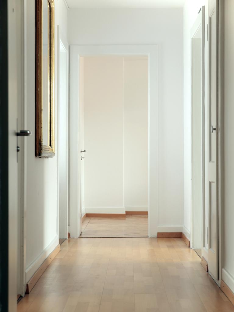 Home Staging, Flursituation vorher