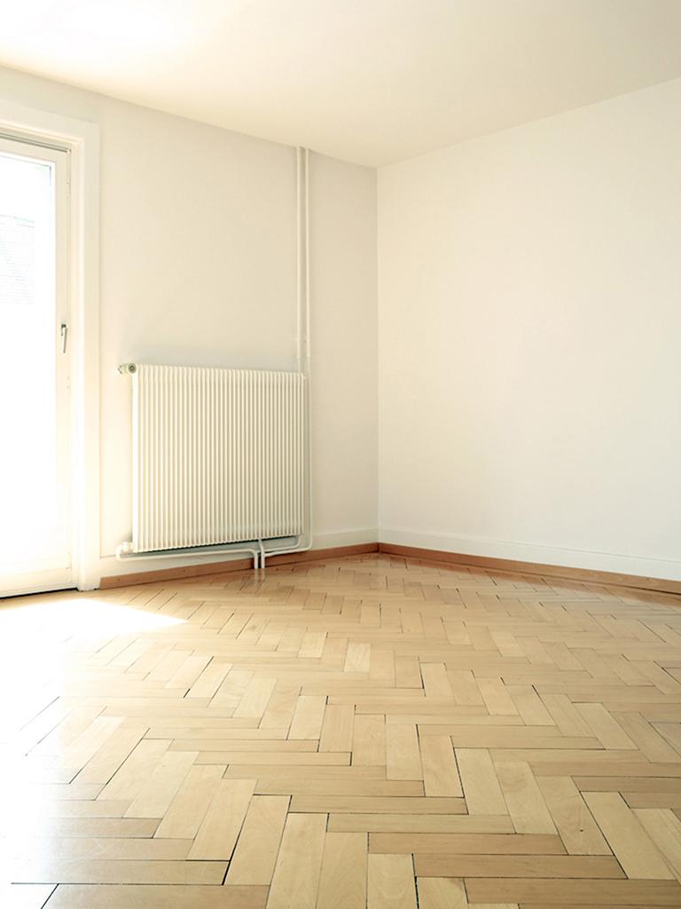 Home Staging, Wohnzimmer vorher