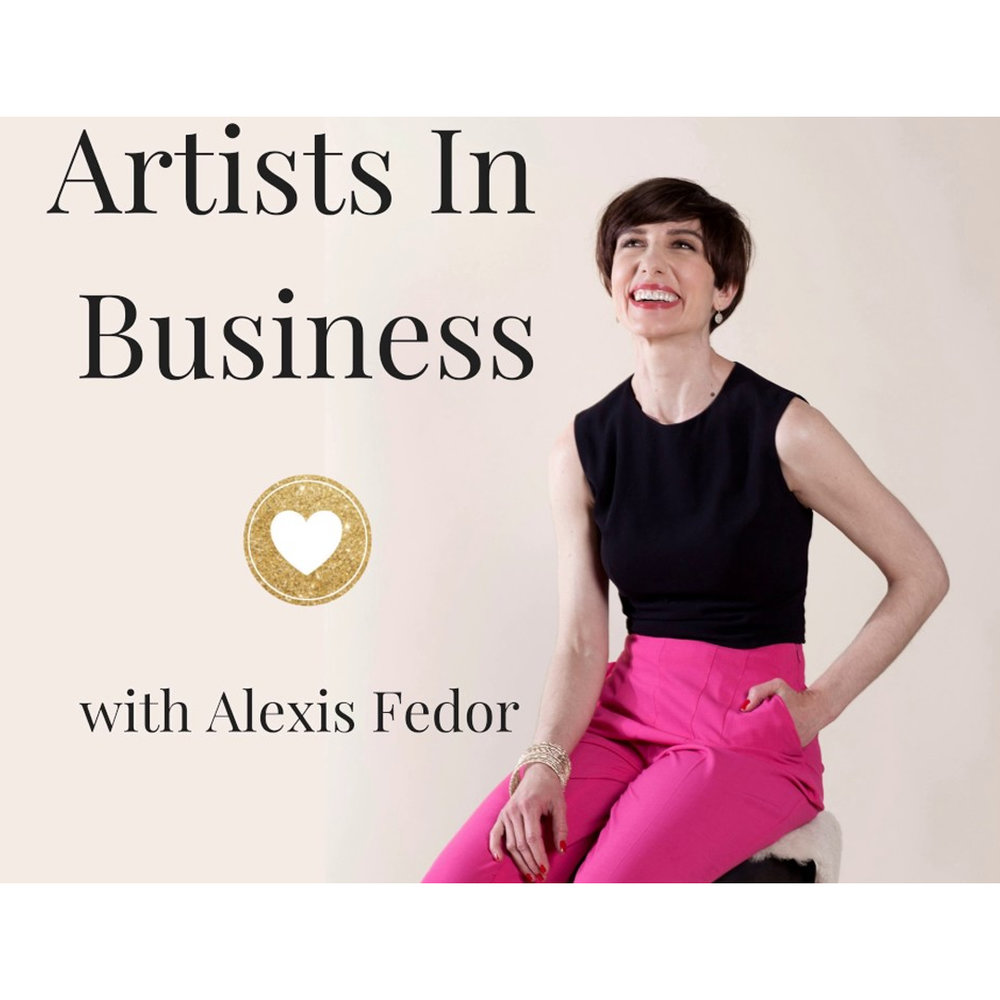 artists in business podcast_the artist entrepreneur_catherine orer.jpg