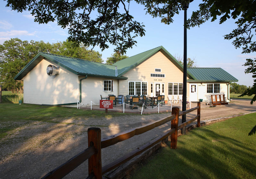Two River Golf Course Clubhouse