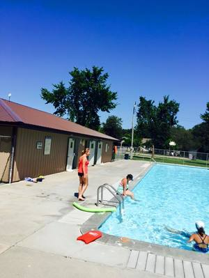 Hallock Swimming Pool
