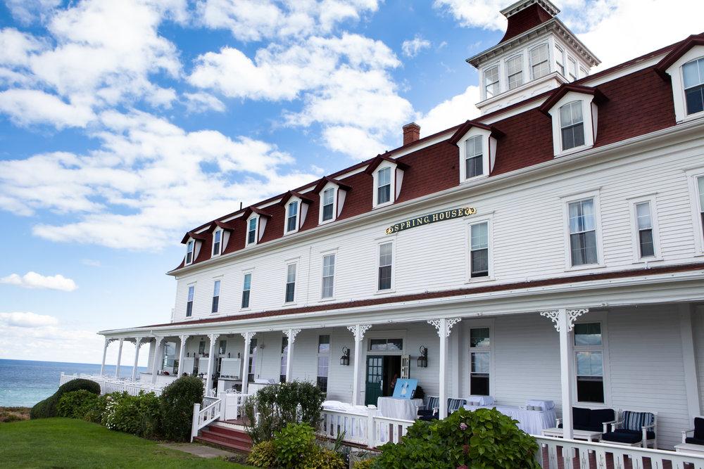 Spring House Block Island Destination Wedding 0012