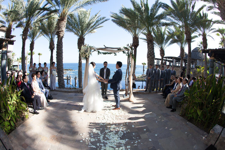 Wedding at The Esperanza Resort in Cabo San Lucas, Mexico -