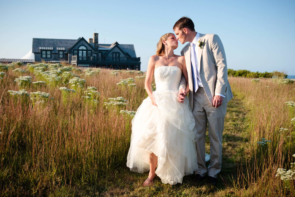 Wedding on Martha's Vineyard, MA -