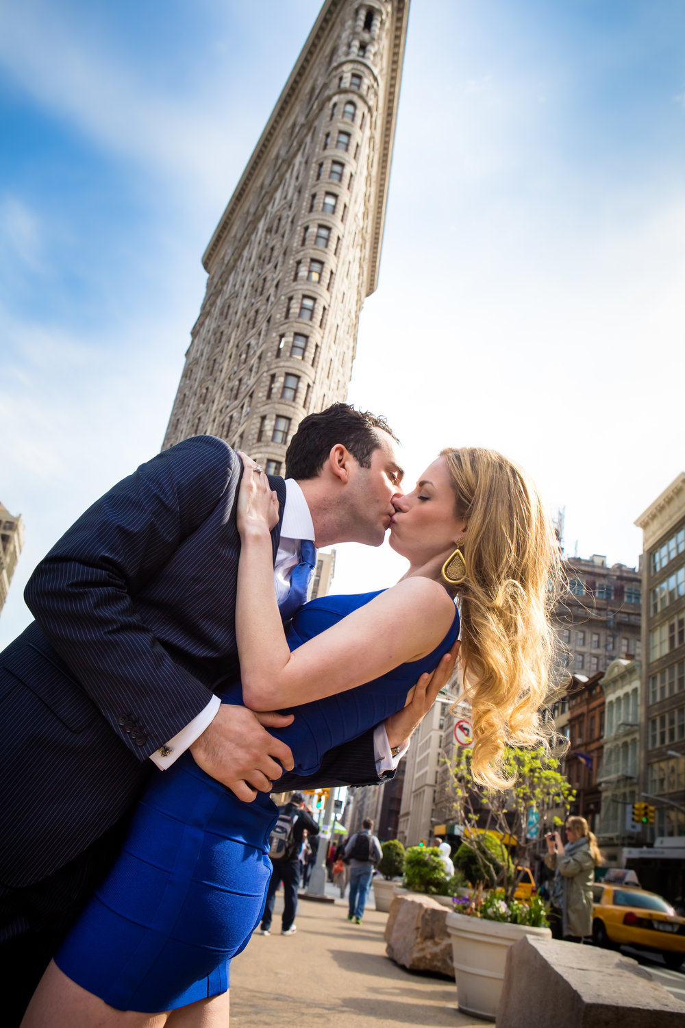 Flatiron Engagement  -