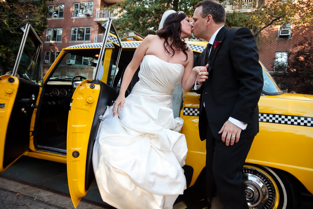 Wedding atThe  New York Public Library -