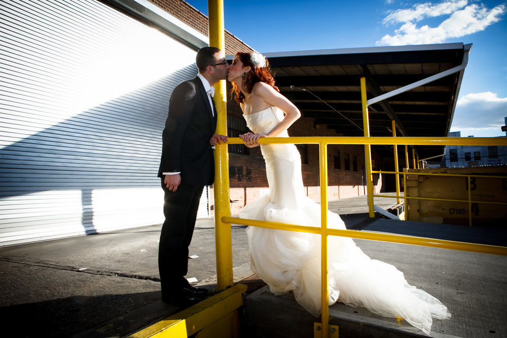 Wedding at The Foundry Long Island City New York -