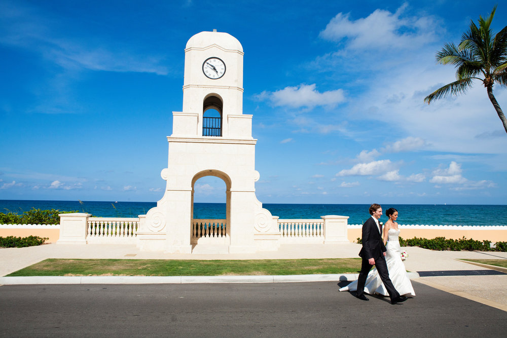 Wedding at The Four Season Hotel in West Palm Beach, Florida -