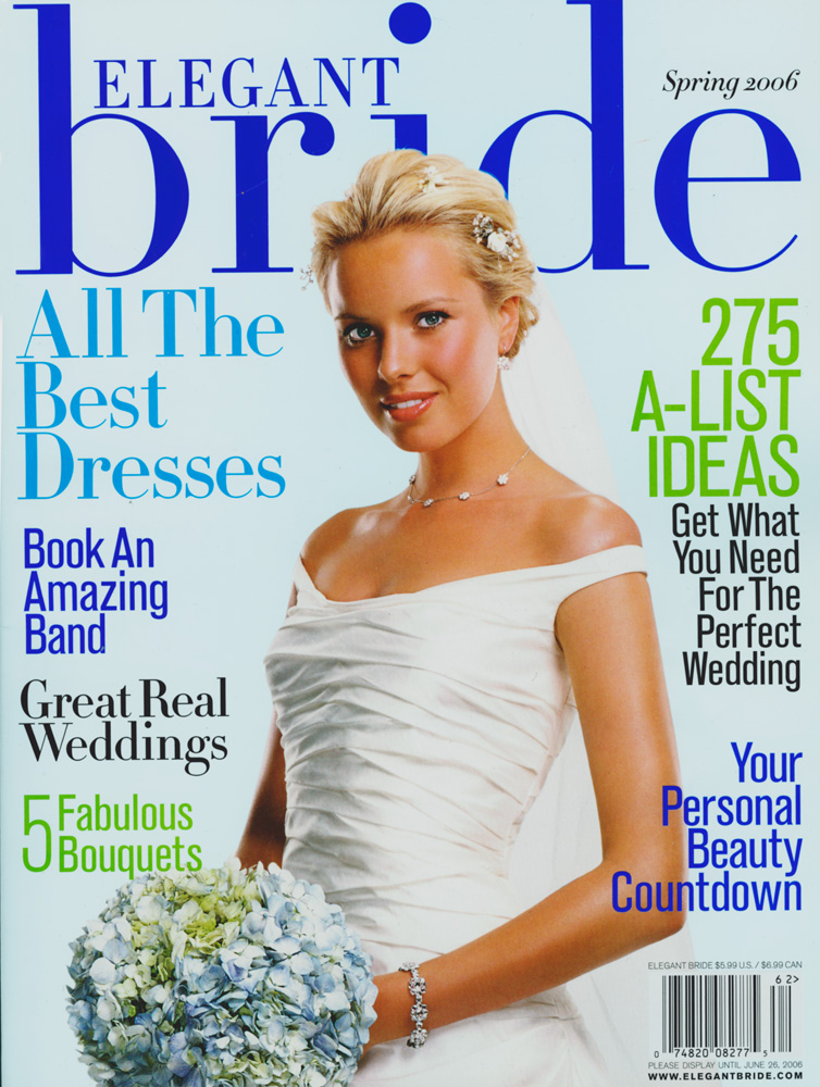 Elegant Bride Magazine