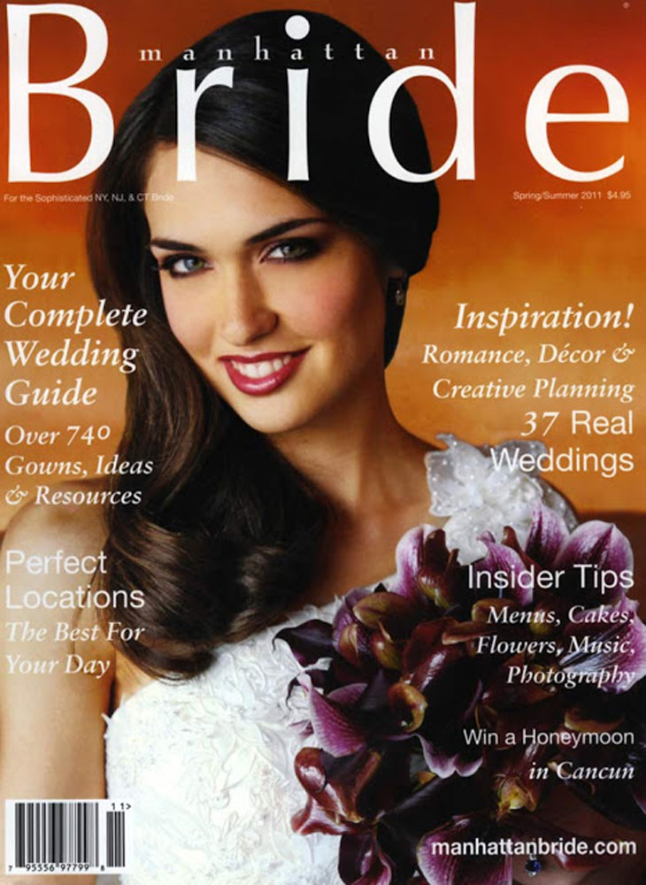 Manhattan Bride Magazine