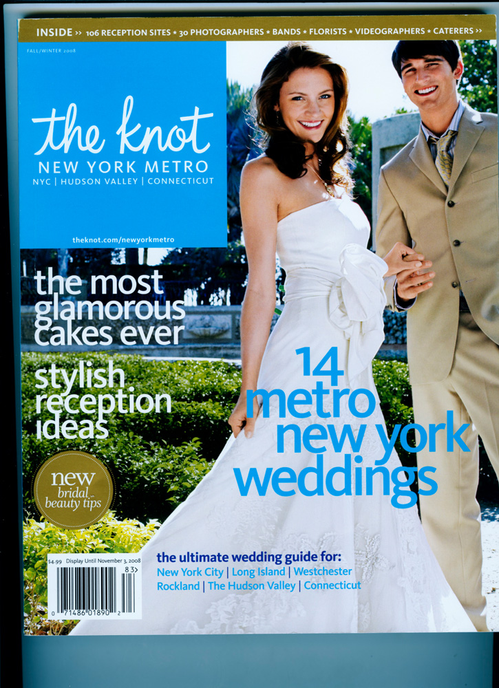 The Knot Magazine Metro Issue