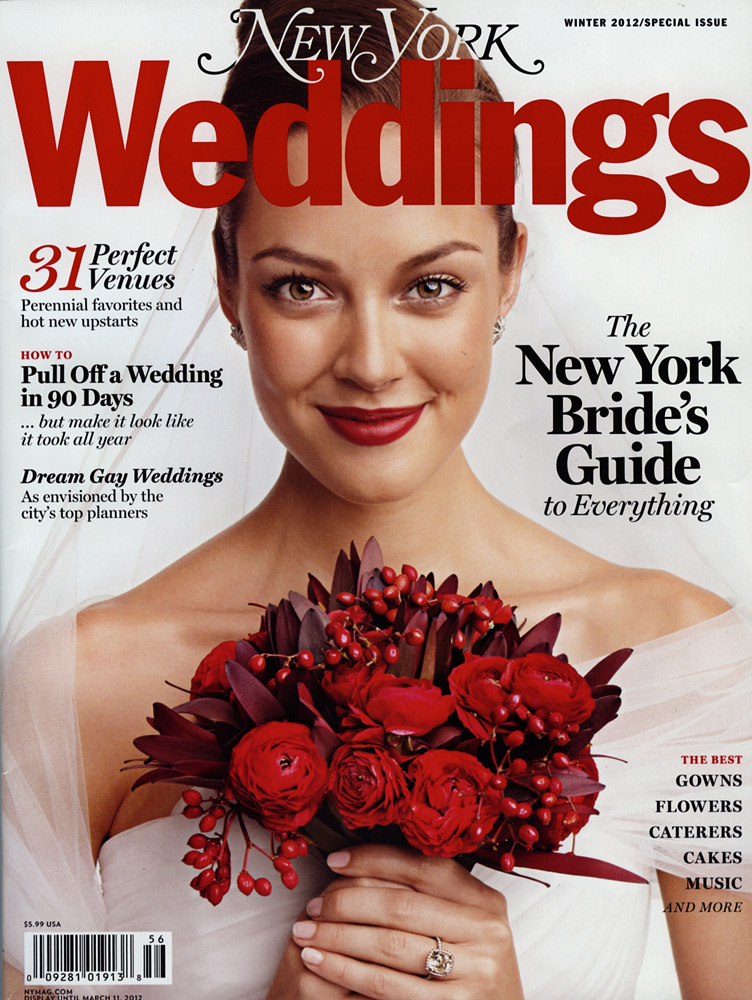 New York Magazine Bridal Guide