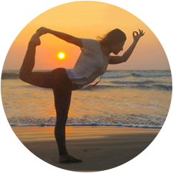 Sidmouth Yoga Studio Hot Classes by the beach East Devon