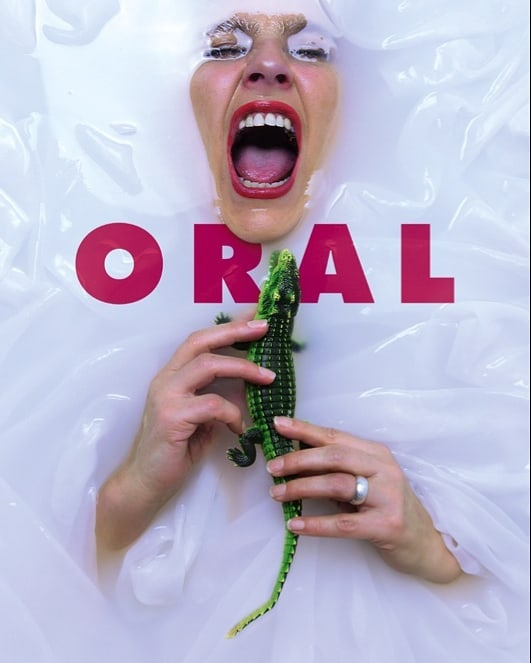 ORAL is a show about mouths.  Based on her lived experience, @vivgordonmfd & company sink their teeth into childhood sexual abuse, dentistry & crocodiles. It's a rebellious gobby show about rising up & biting back. 6 & 7 April @camdenpeoplestheatre - don't miss it👇