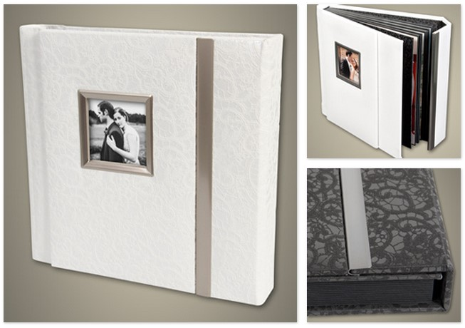 The Roma A Stunning Timeless Classic Wedding Album With Tactile Cover Your Photograph