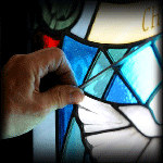 Lansing State Journal Lansing Catholic High School installs new stained-glass windows
