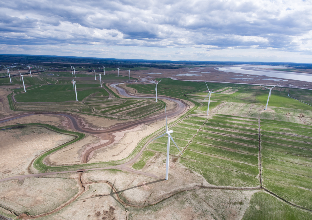 Drone usage in the Wind Energy Industry