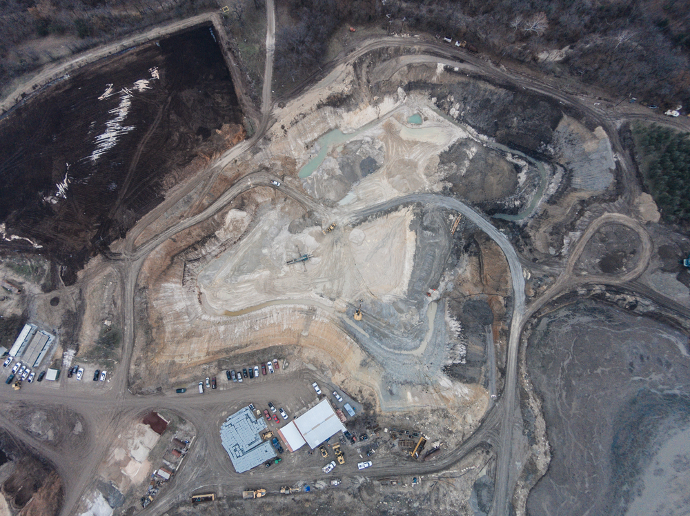 Drone Usage in the Mining Sector