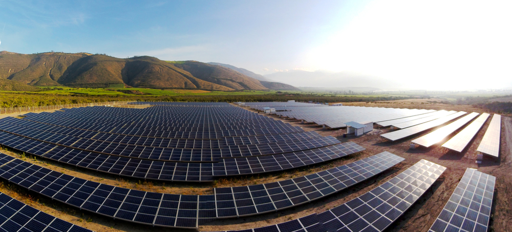 Drone Usage in Solar Energy Sector