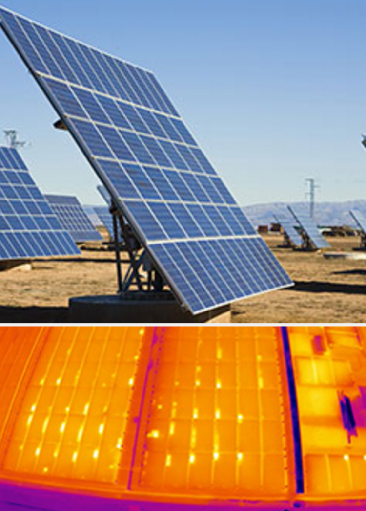 drone solar inspection