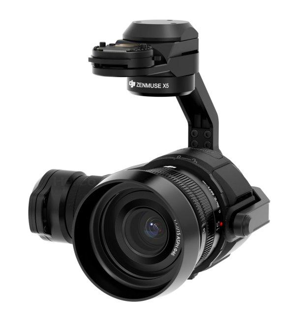 The DJI Zenmuse X5 camera