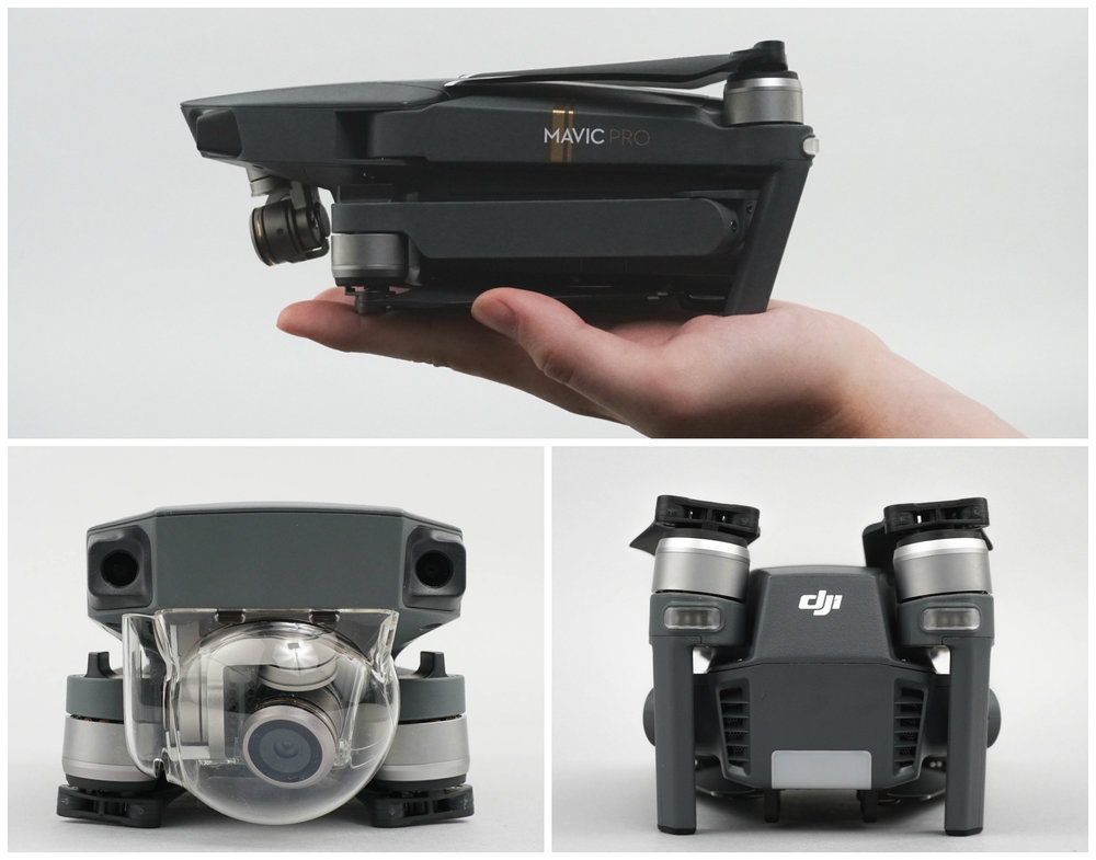 According to DJI, the Mavic has been designed to withstand 5000 folds