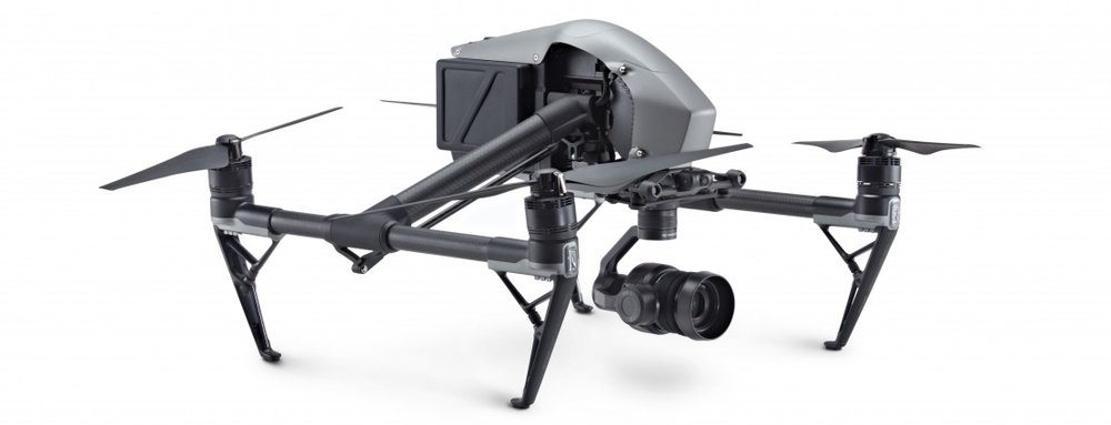 The DJI Inspire 2 is the latest drone to come out of the DJI Inspire series