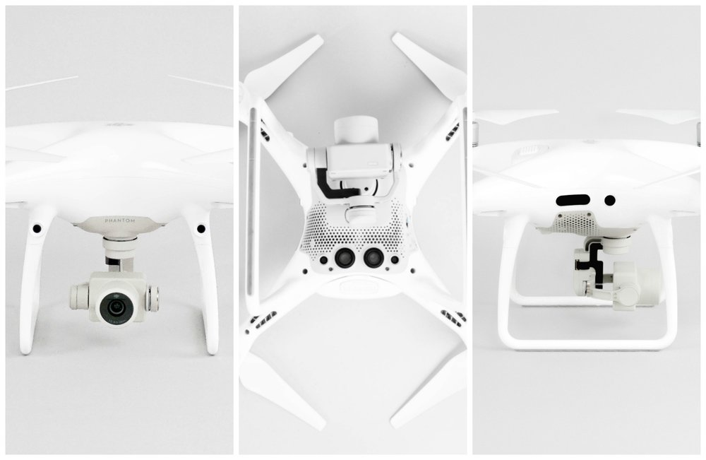 The P4Pro is a user-friendly drone that delivers professional quality footage