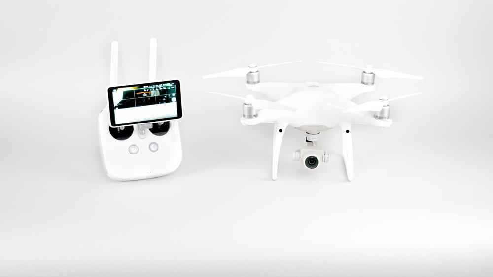 The Pro features an improved range of 7 km versus the 5 km range of the Phantom 4