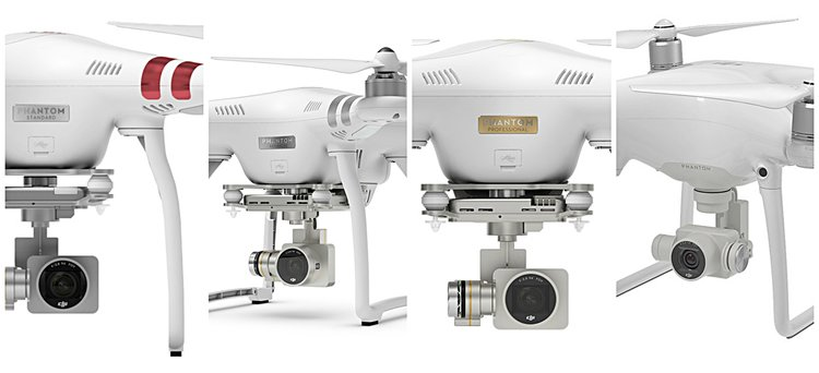 DJI has been known to consitantly innovate and improve their own products
