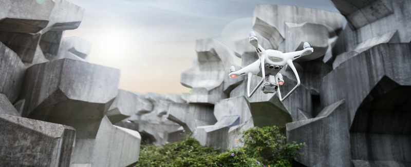 DJI's streamlined, user-friendly drones have dominated the UAV world.