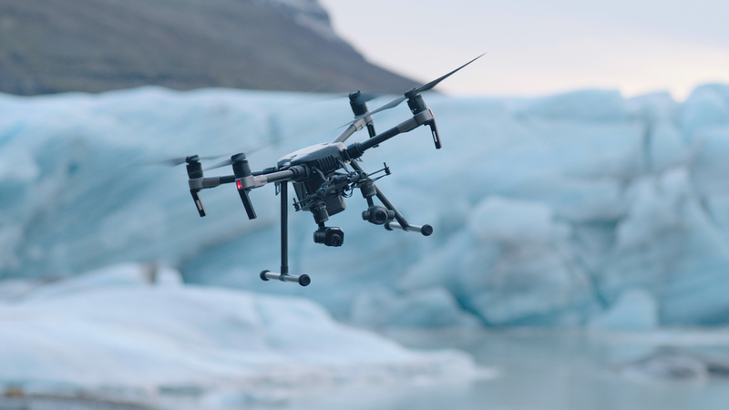 DJI announced the new Matrice 200 series, specifically made for those in the commercial sector to conduct aerial inspections and collect data efficiently and effectively