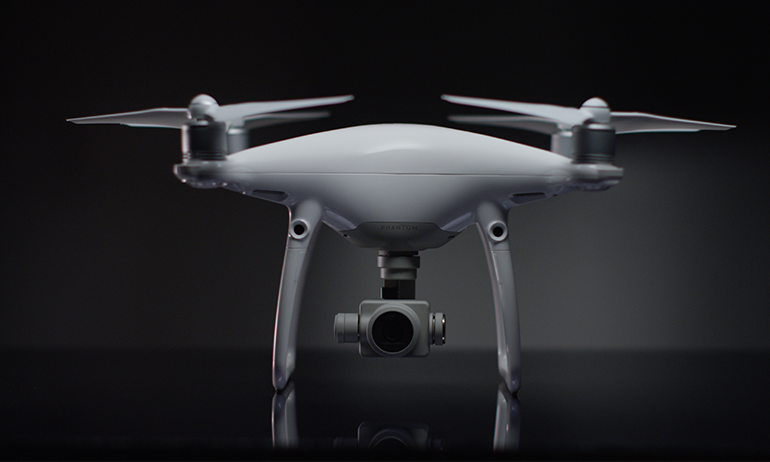 DJI's Phantom series is popularly sought after due to their ease-of-use and clean design