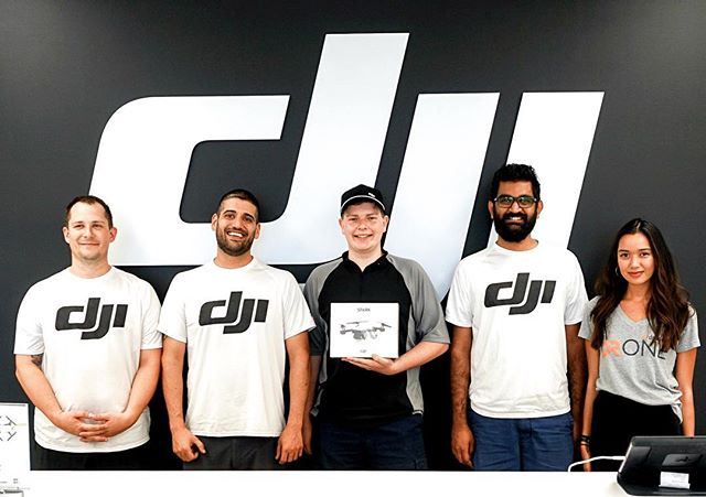 Congratulations to Jonny Munday, the winner of our DJI Spark Giveaway!  Thank you to everyone who participated and helped make our DJI Spark Pilot Experience Event a success!  Happy Flying! The Dr Drone Team.  @megamunday @sunday_munday #dji #halifax #dartmouth #novascotia #ns #canada #drdrone #djispark #spark #drones #drone #uav #aerial #giveaway #events #contest #dronestagram #dronefly