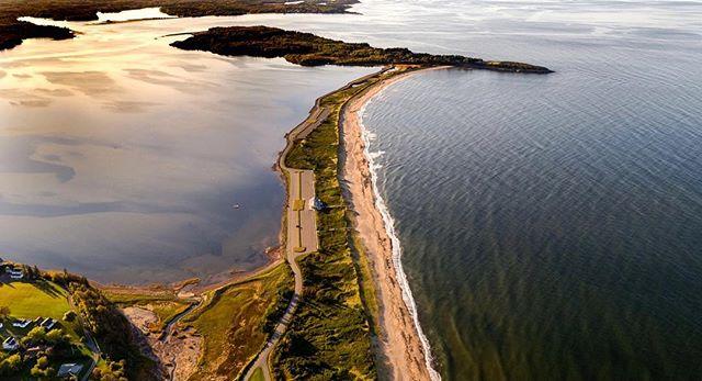 Melmerby Beach - Inspire 2 Shot -#NovaScotia #Canada