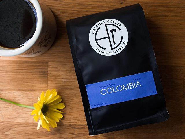 Washed Colombia Nariño: this balanced coffee sings 🗣🎶 with a walnut and dry cherry 🍒 tartness. #nariño #booneview #colombiancoffee