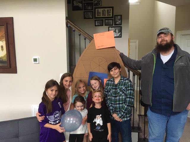 Jason and the children.JPG