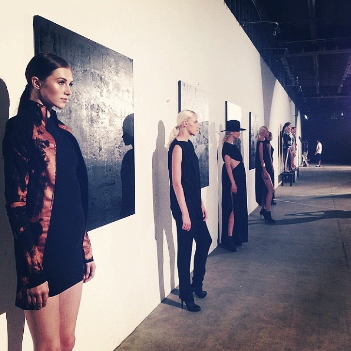 Mike Vensel // LAFW // Ace Museum