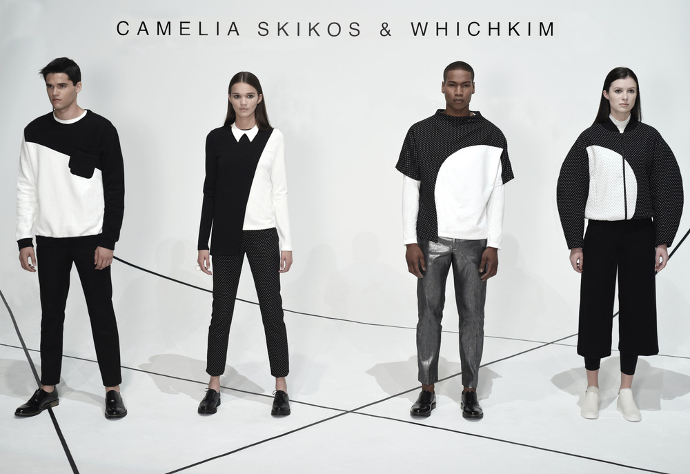 Whichkim x Camelia Skikos                                     Smashbox Studios LA