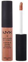 NYX Soft Matte Lip Cream: $5.99