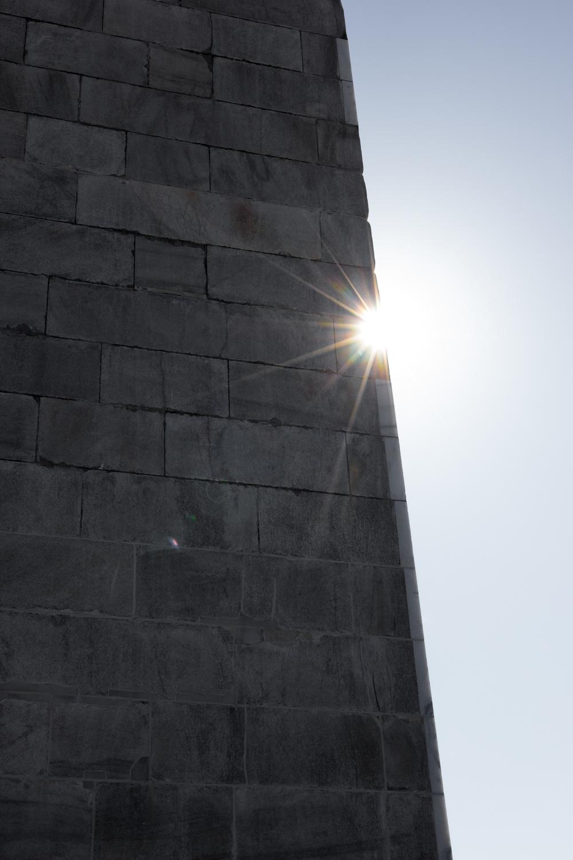 Washington Memorial Sun