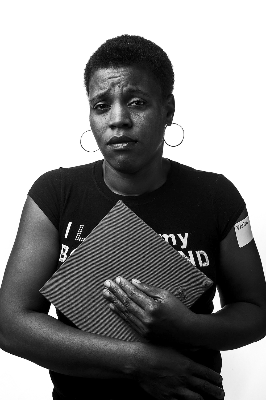 Camden activist, Montika Lowe, personal work.