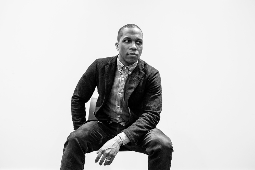 Actor Leslie Odom Jr., New York City, for The Philadelphia Inquirer.